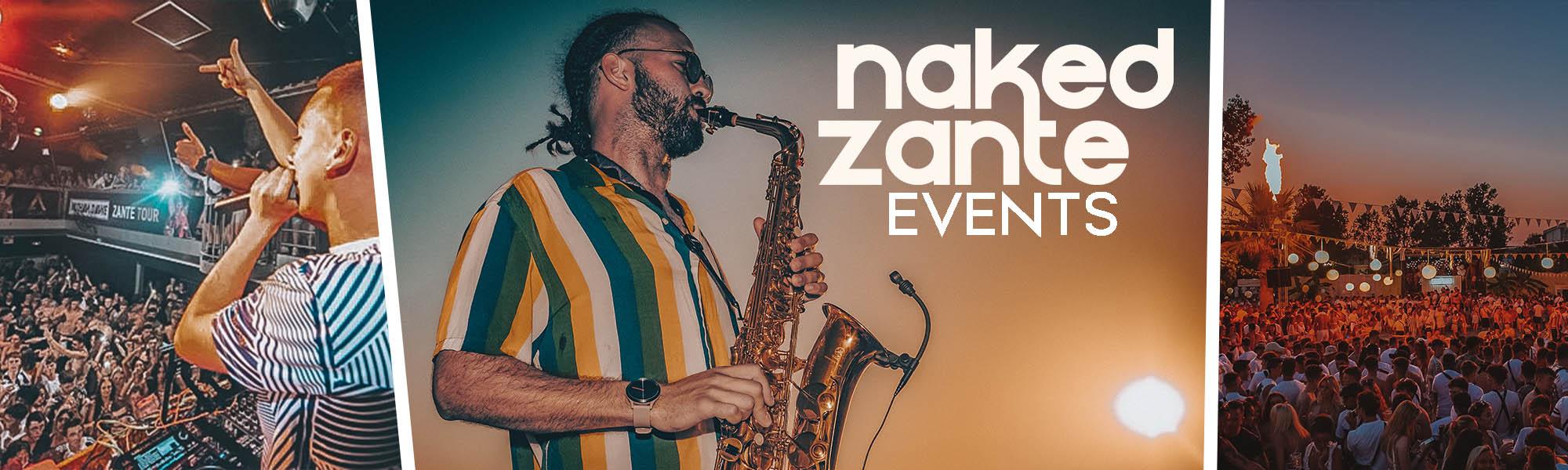 zante nightlife events 2021