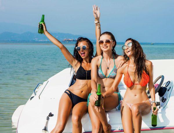boat hire zante july