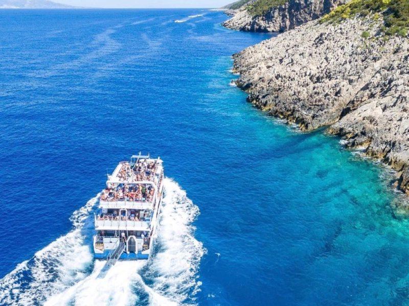 VVIP Yacht party zante