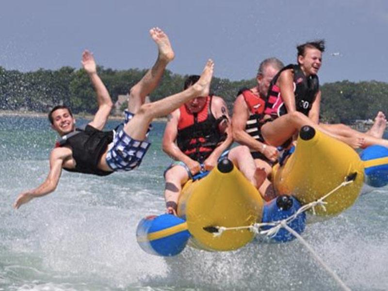 water sports zante