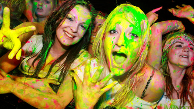 zante paint party