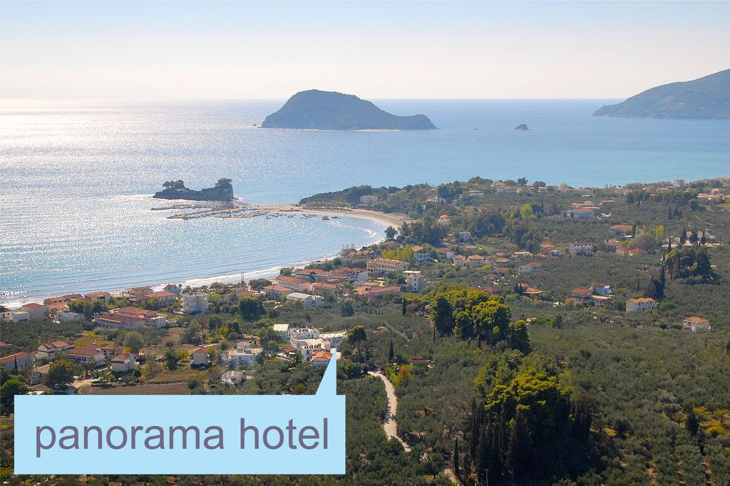 panorama hotels close to the beach